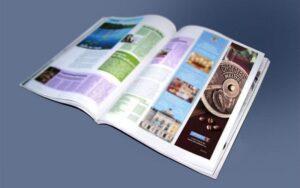 Форматы журнальной печатной рекламы-1 | рекламное агентство Стом Медиа