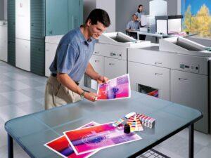 Виды современной полиграфии - Цифровая печать рекламное агентство Стом Медиа